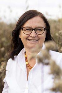 Portrait Maria Neuberger